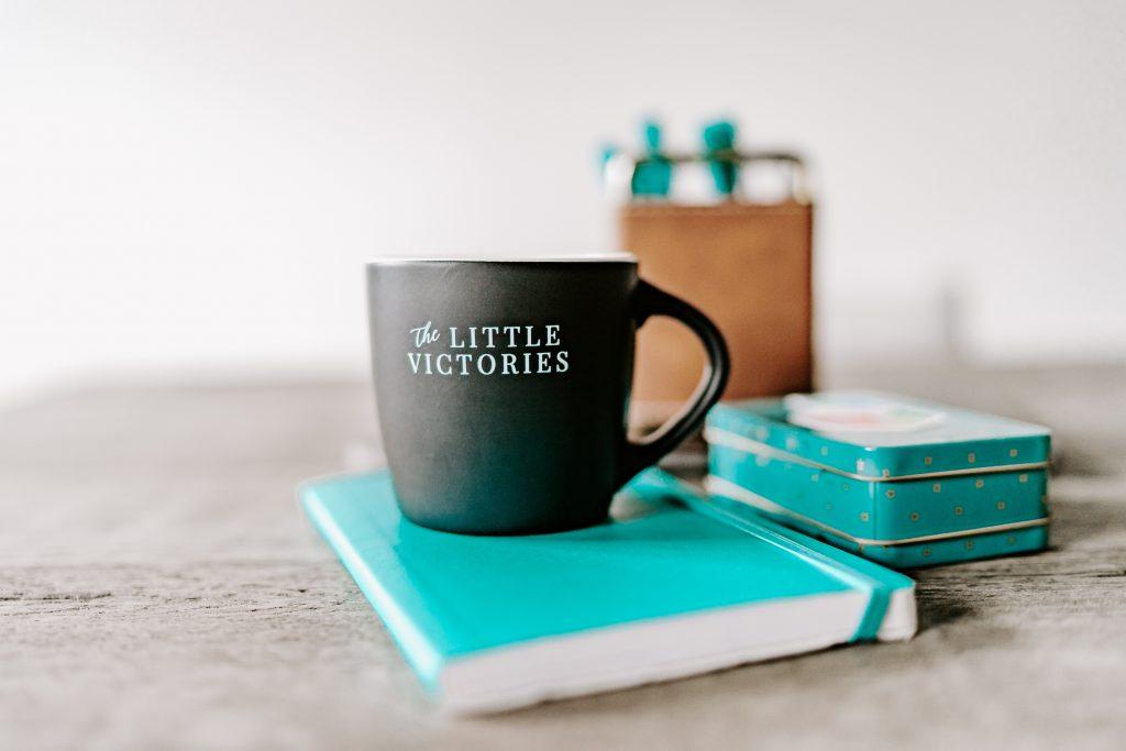 Dubsado - The Little Victories mug